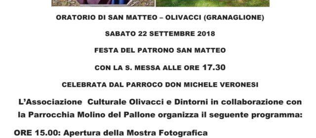 Il Coro canta a…Olivacci (Granaglione)