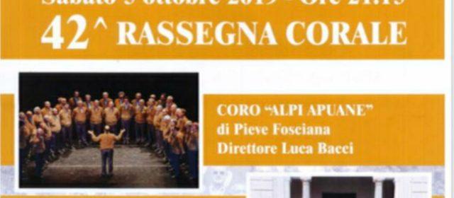 Il Coro canta a…Castelnuovo di Garfagnana